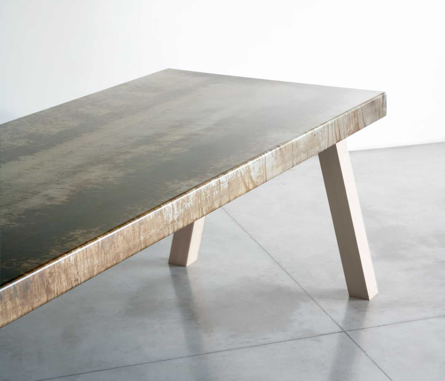 De Castelli Mastro Table Surface Haute Living