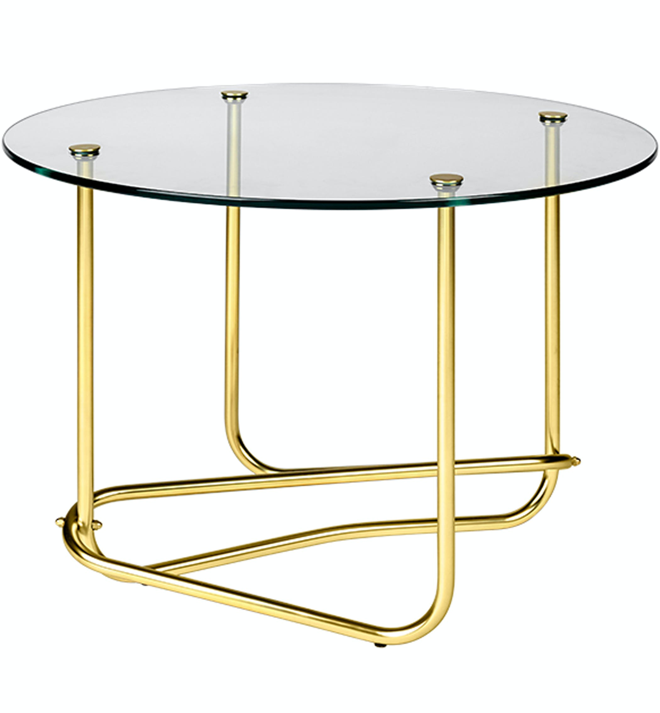 Mategot Coffeetable Clearglass Side Image