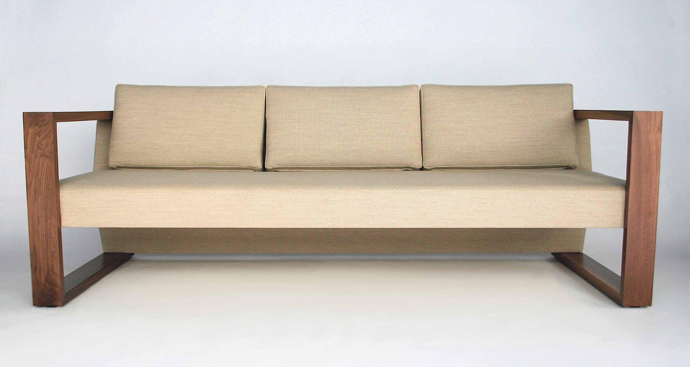 Maxell Sofa Front Medium