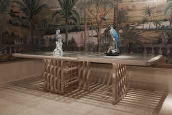 De La Espada Autoban Maze Table Insitu Haute Living
