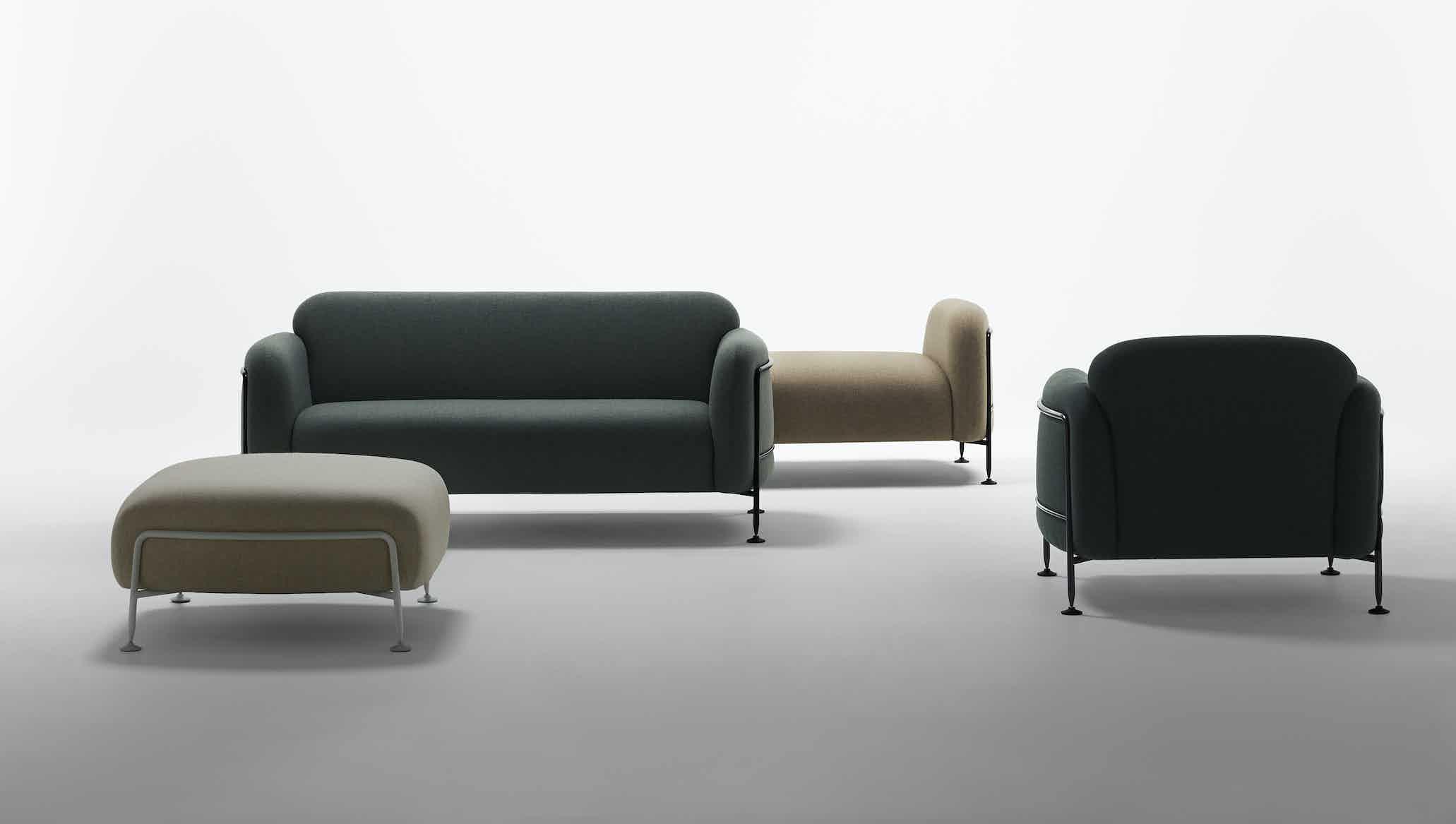 Massproductions Mega Sofa Insitu Group Haute Living