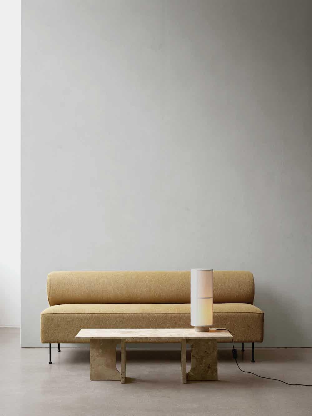 Menu furniture eave dining sofa yellow insitu haute living