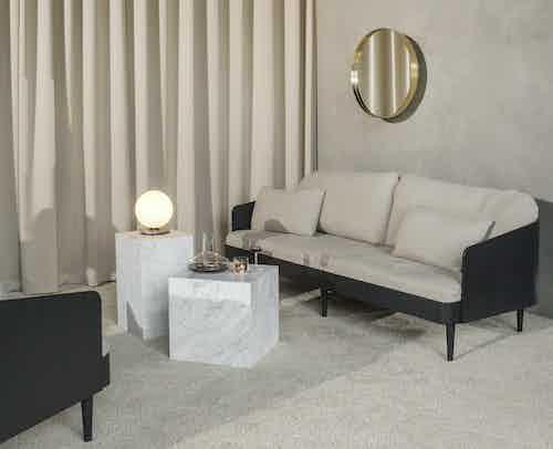 Menu furniture plinth cubic white insitu haute living