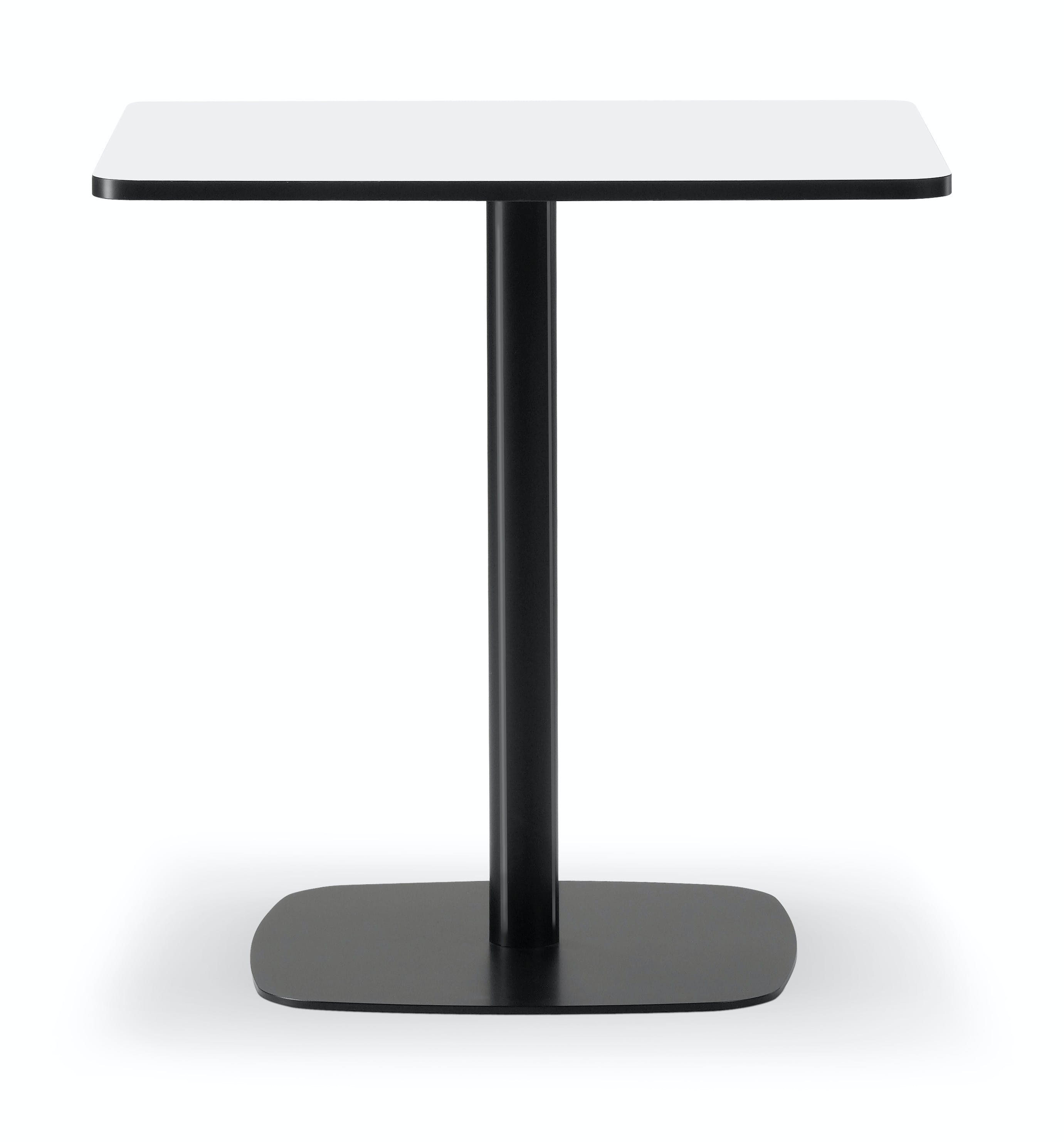 Fredericia Mesa Cafe Table White Haute Living