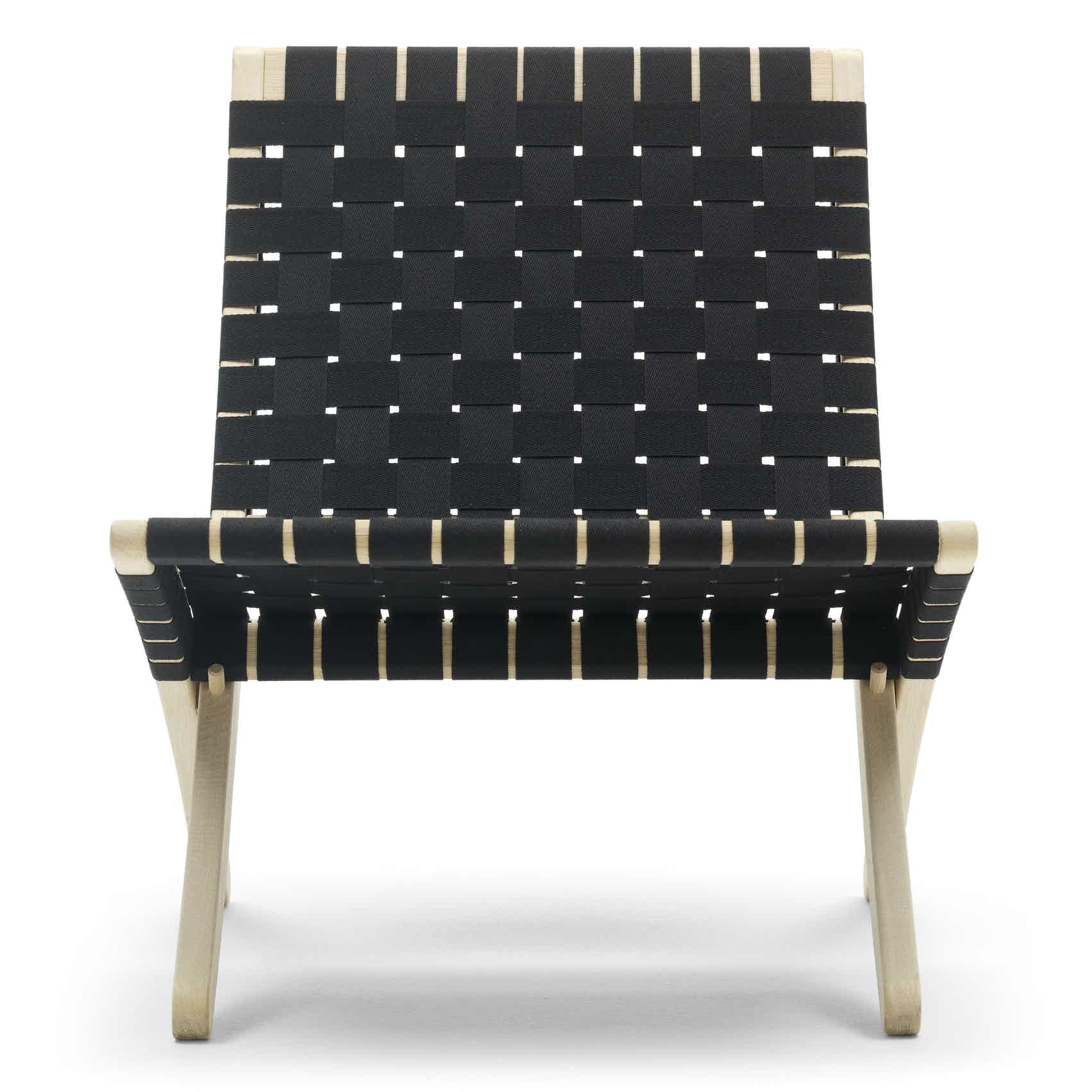 Carl-hansen-son-black-front-mg501-haute-living