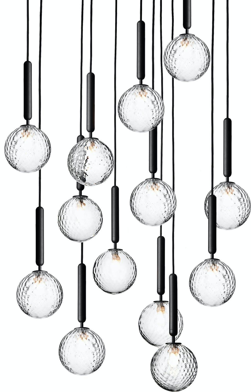nuura miira 13 chandelier thumb haute living