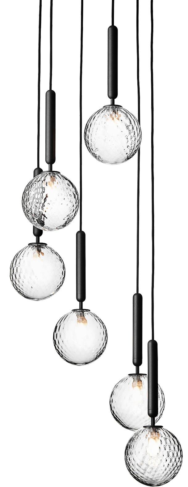 nuura miira 6 chandelier thumb haute living