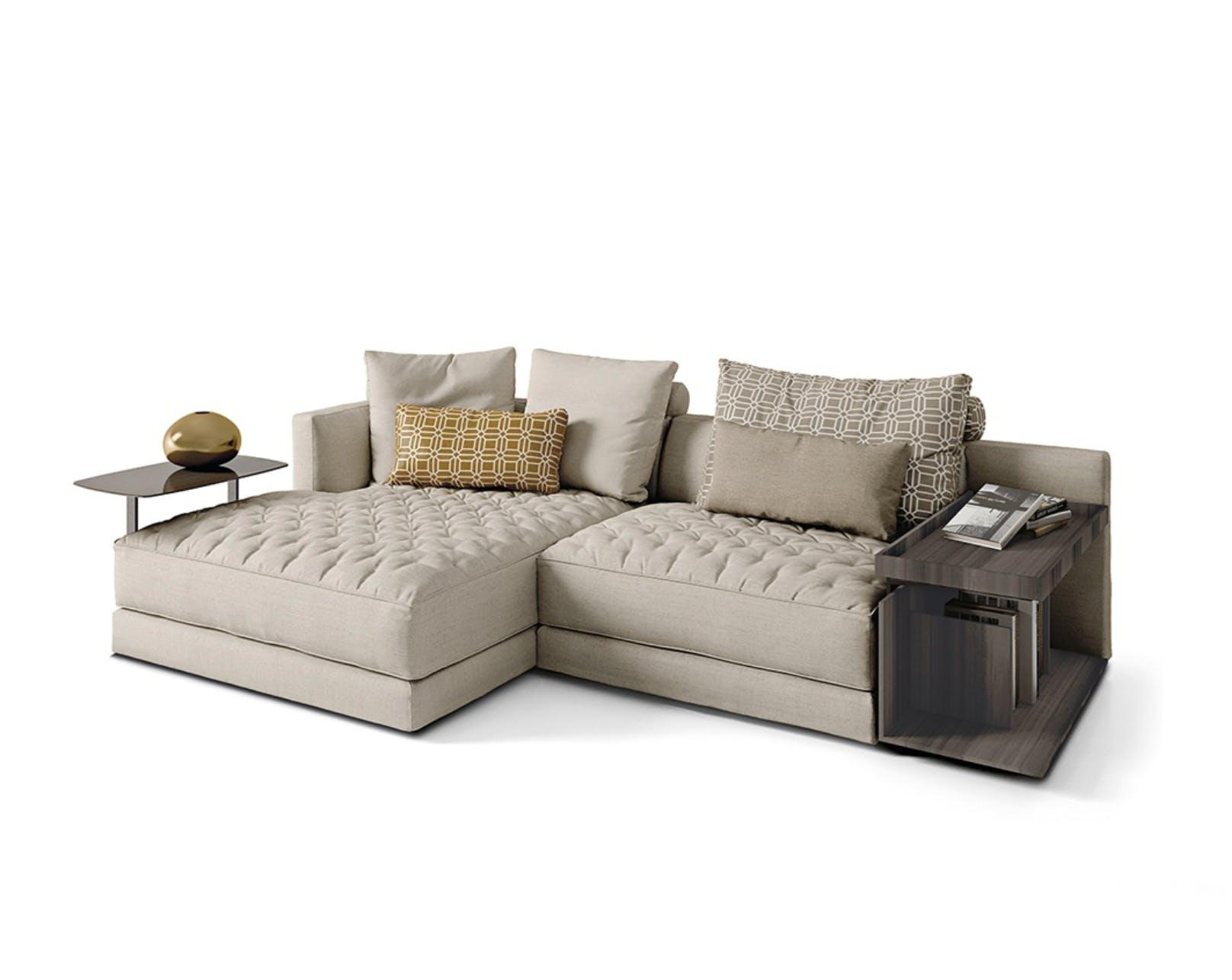 Frigerio Miller Sofa Front3 Haute Living