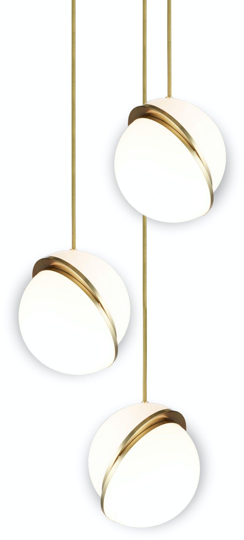 lee broom mini crescent chandelier haute living
