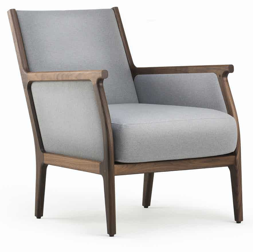Mira Lounge Chair By Matthew Hilton