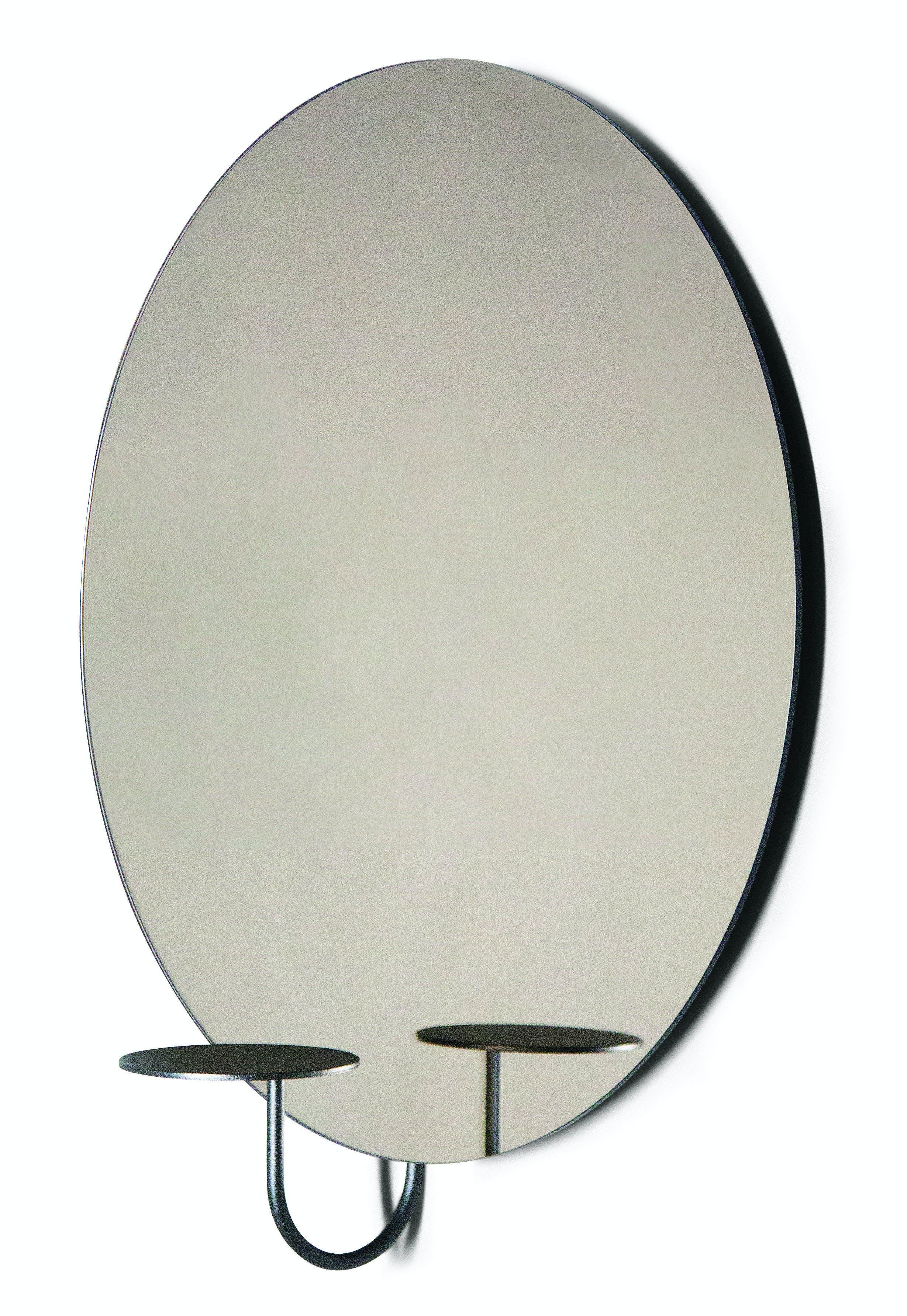 Friends Founders Round Bronze Miro Miro Mirror Haute Living
