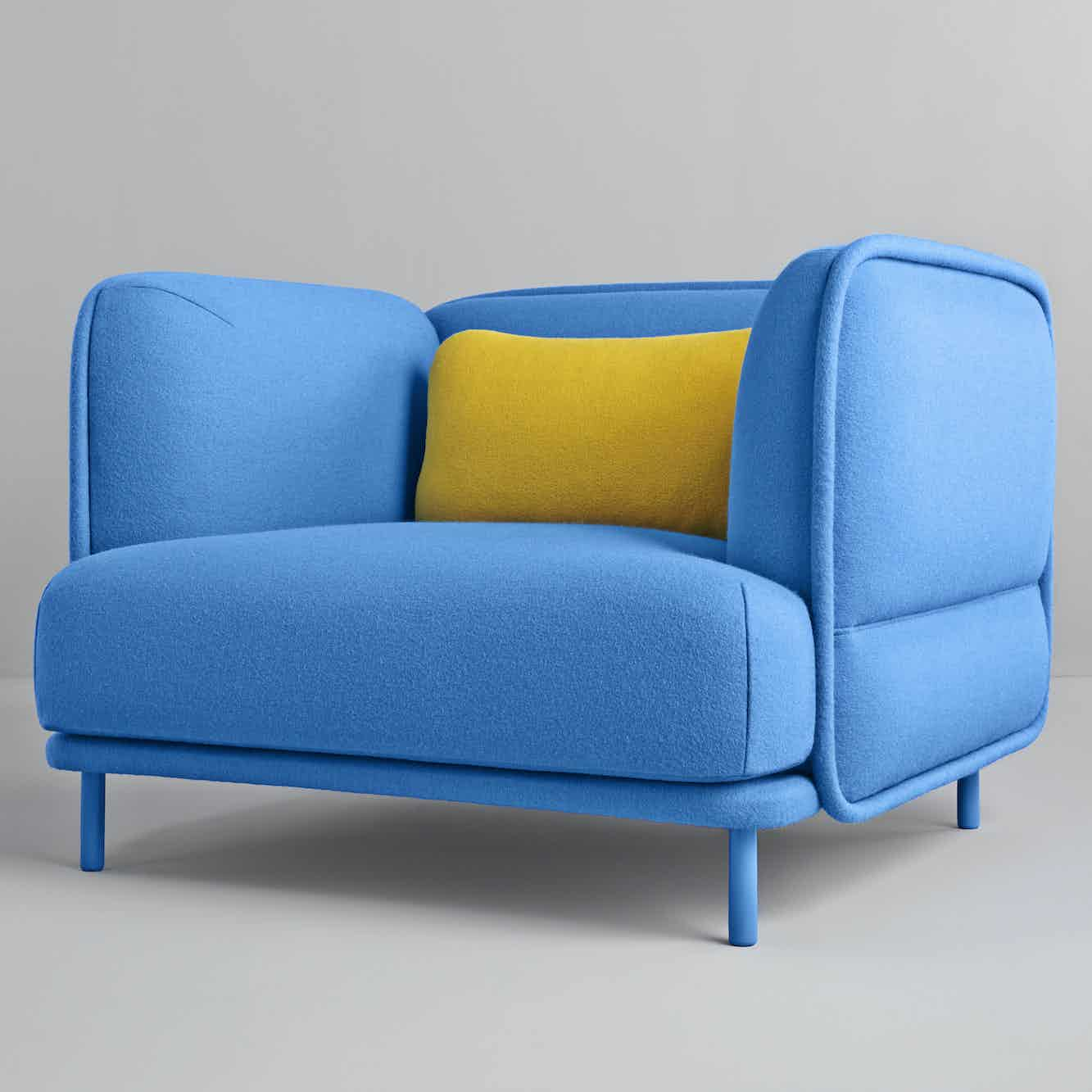 Modern Armchairs By Contemporary Designers At Haute Living