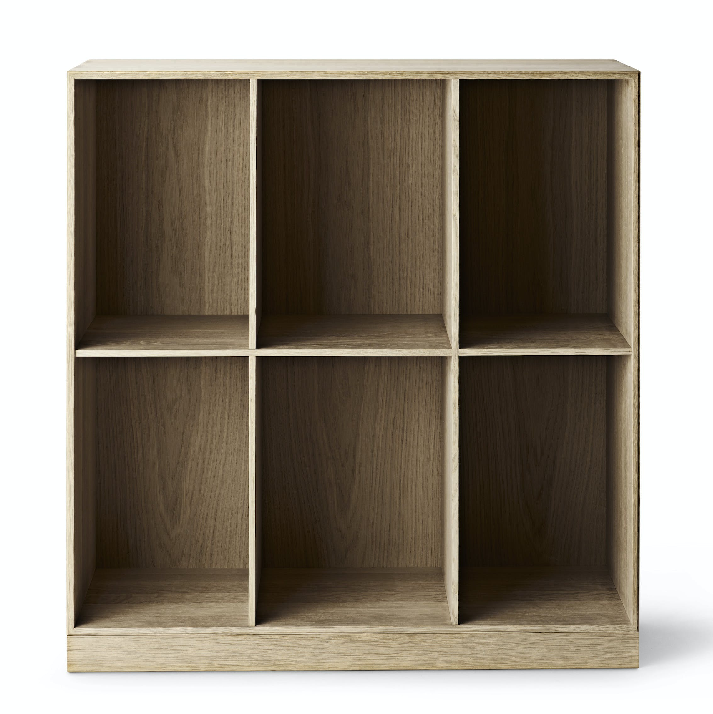 Mogens Koch Mk98400 Deep Bookcase Oak Soap