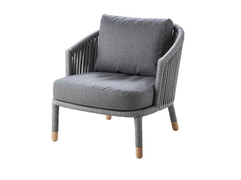 Moment Loungechair Grey