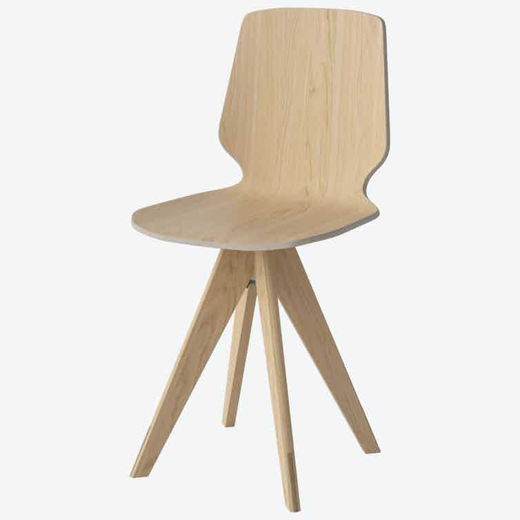 Bolia mood dining chair haute living