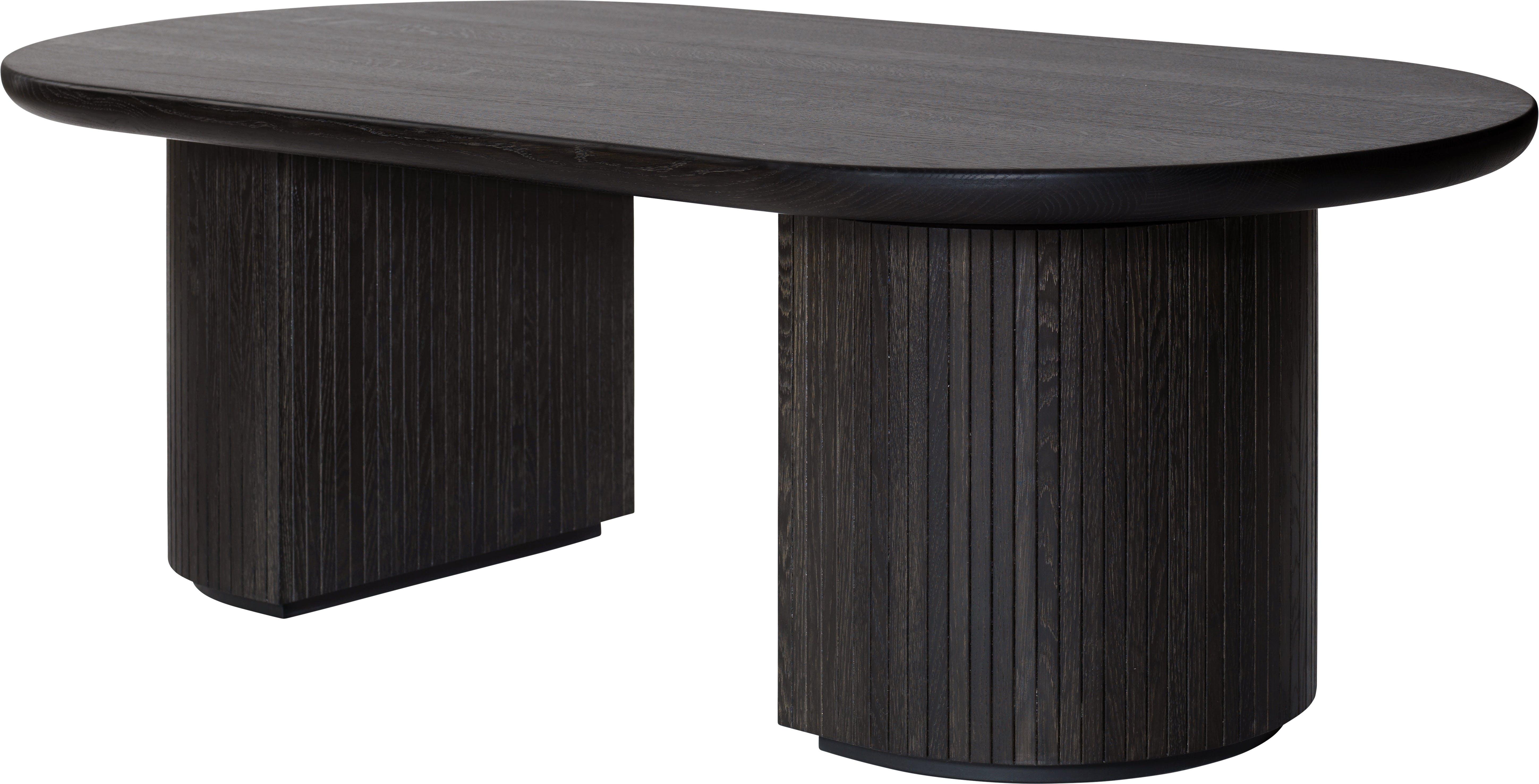 Gubi Moon Coffee Table Elliptical Side Haute Living