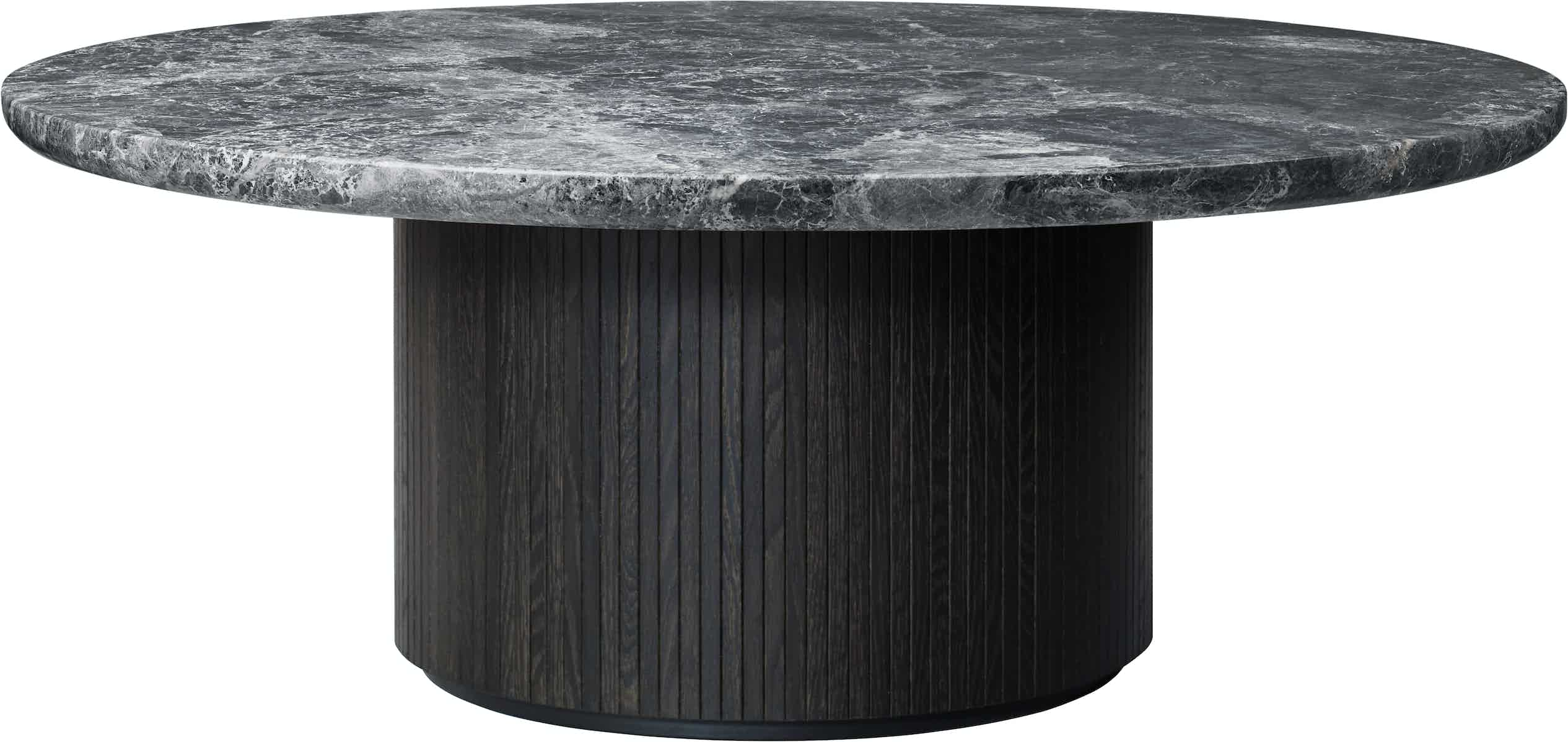 Gubi Moon Coffee Table Round 45X120 Haute Living