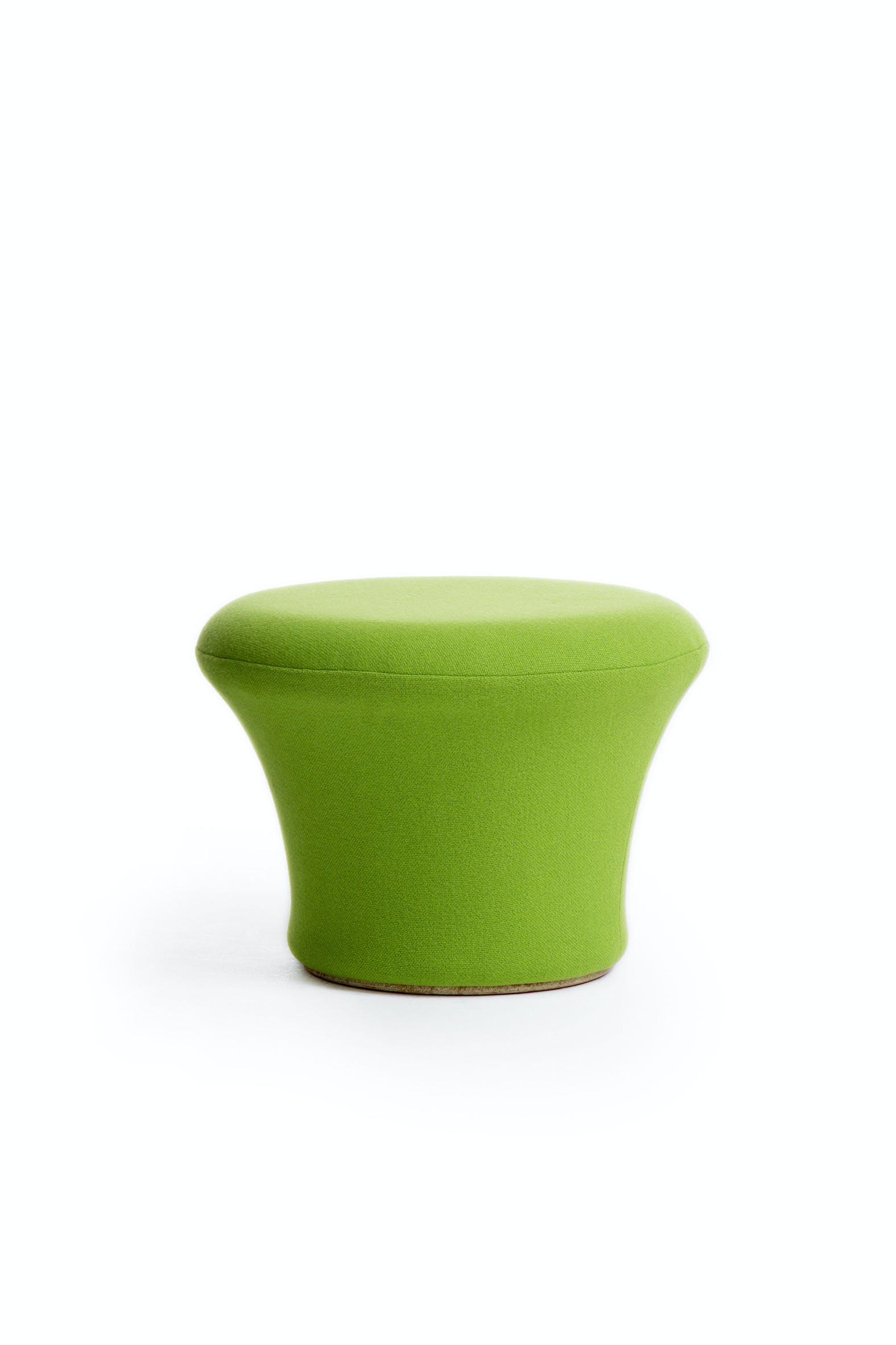 Artifort Green Mushroom Pouf