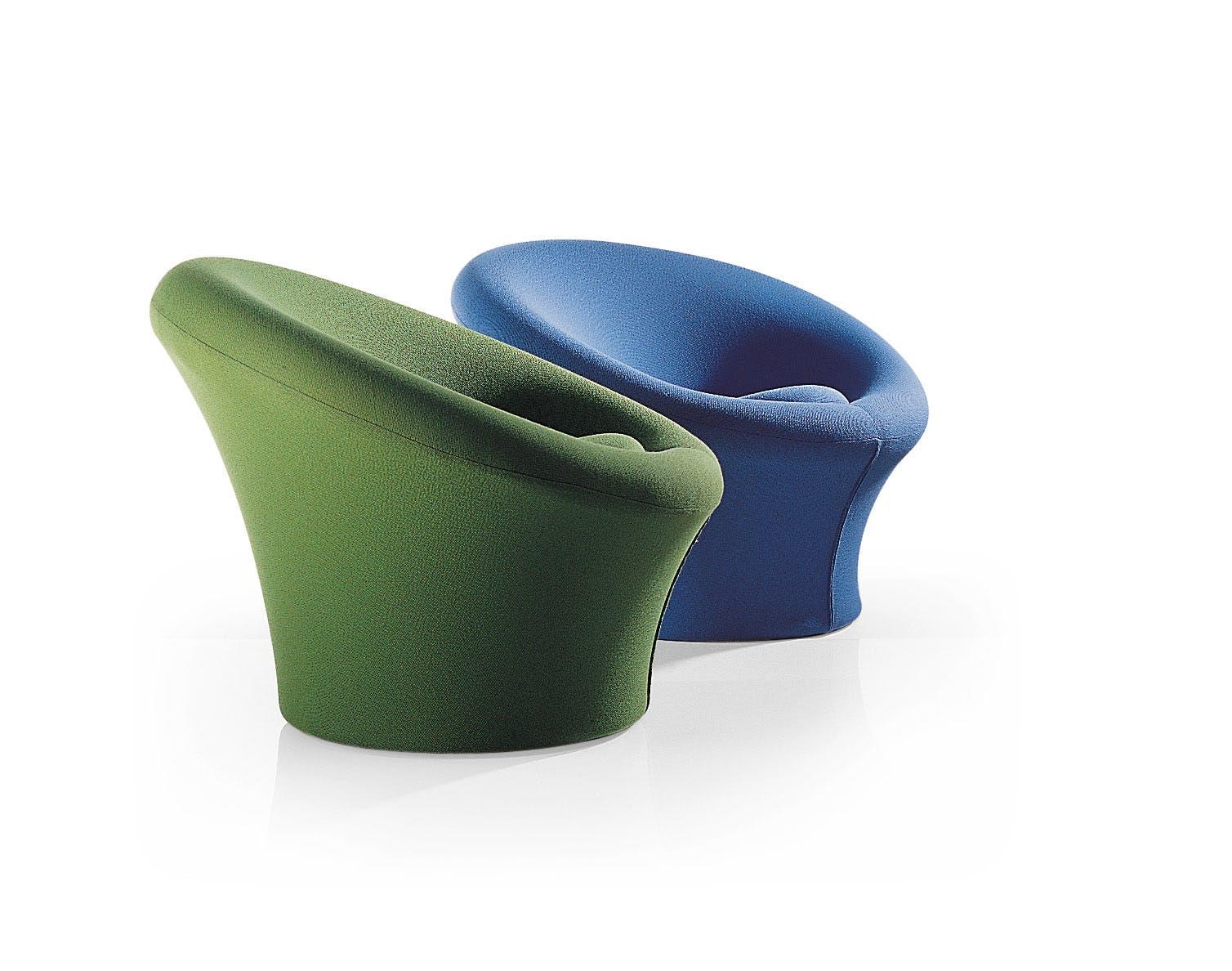 Artifort Mushroom Chair Pair Side