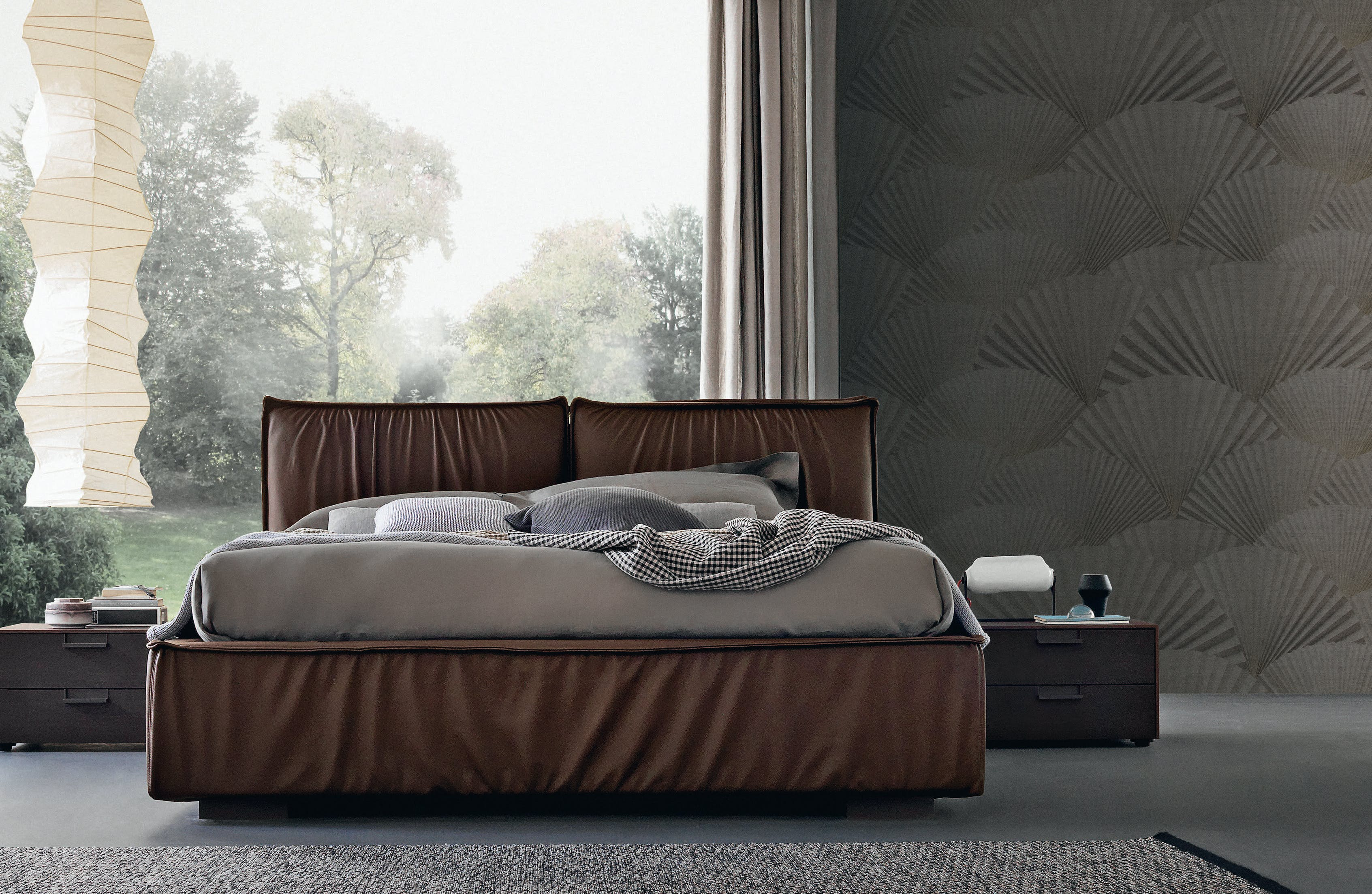 Giellesse Music Bed Full Front Haute Living