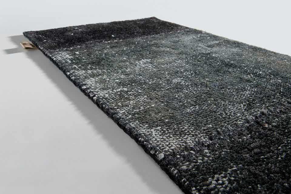 Limited Edition Rugs Mystic Rug Blackout Haute Living