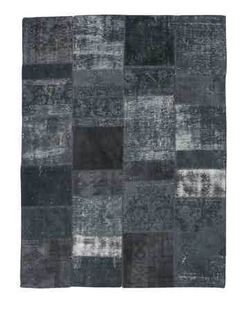Limited Edition Rugs Mystic Rug Dark Grey Top Haute Living