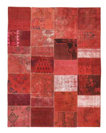 Limited Edition Rugs Mystic Rug Red Top Haute Living