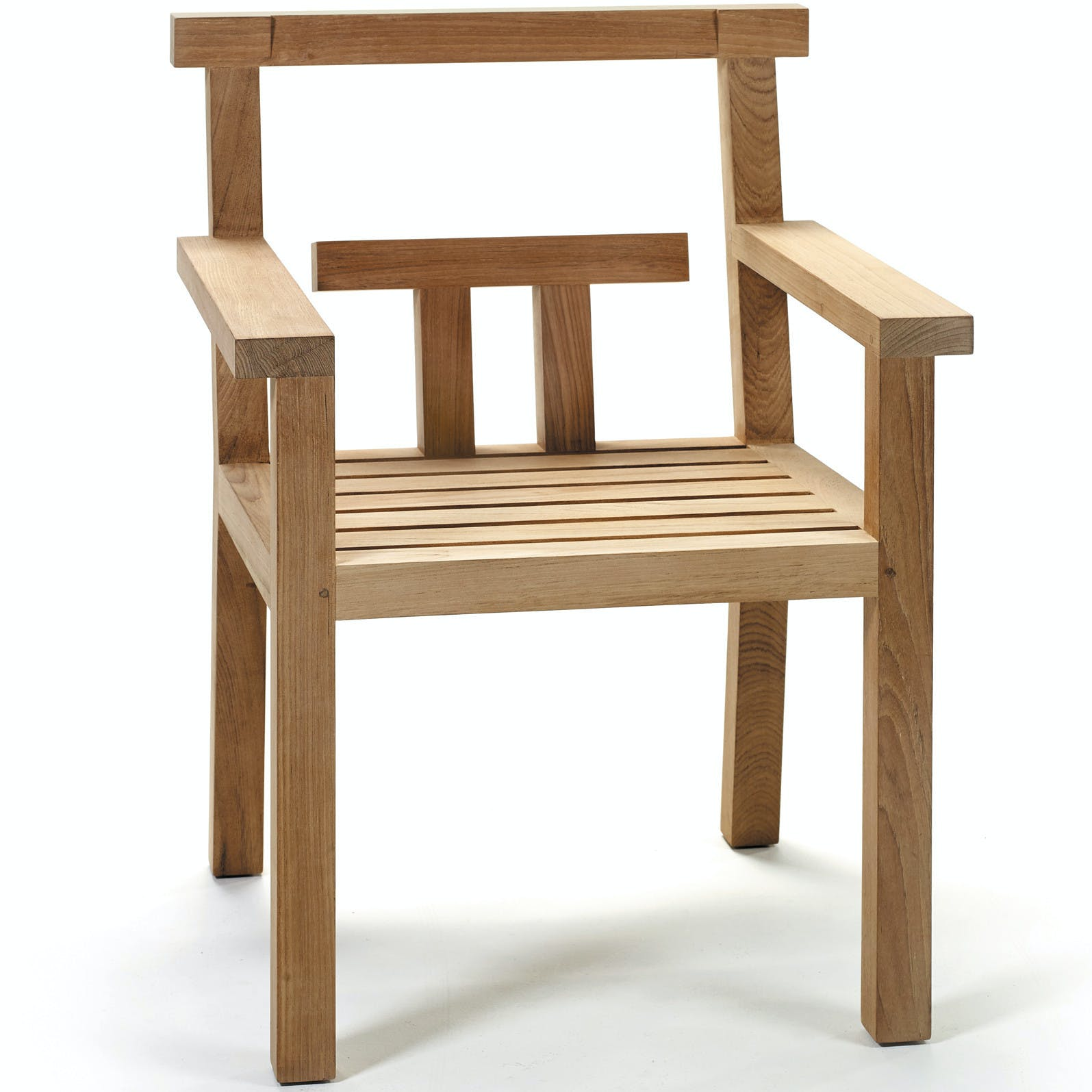 Royal Botania Nara Garden Chair Style2 Haute Living