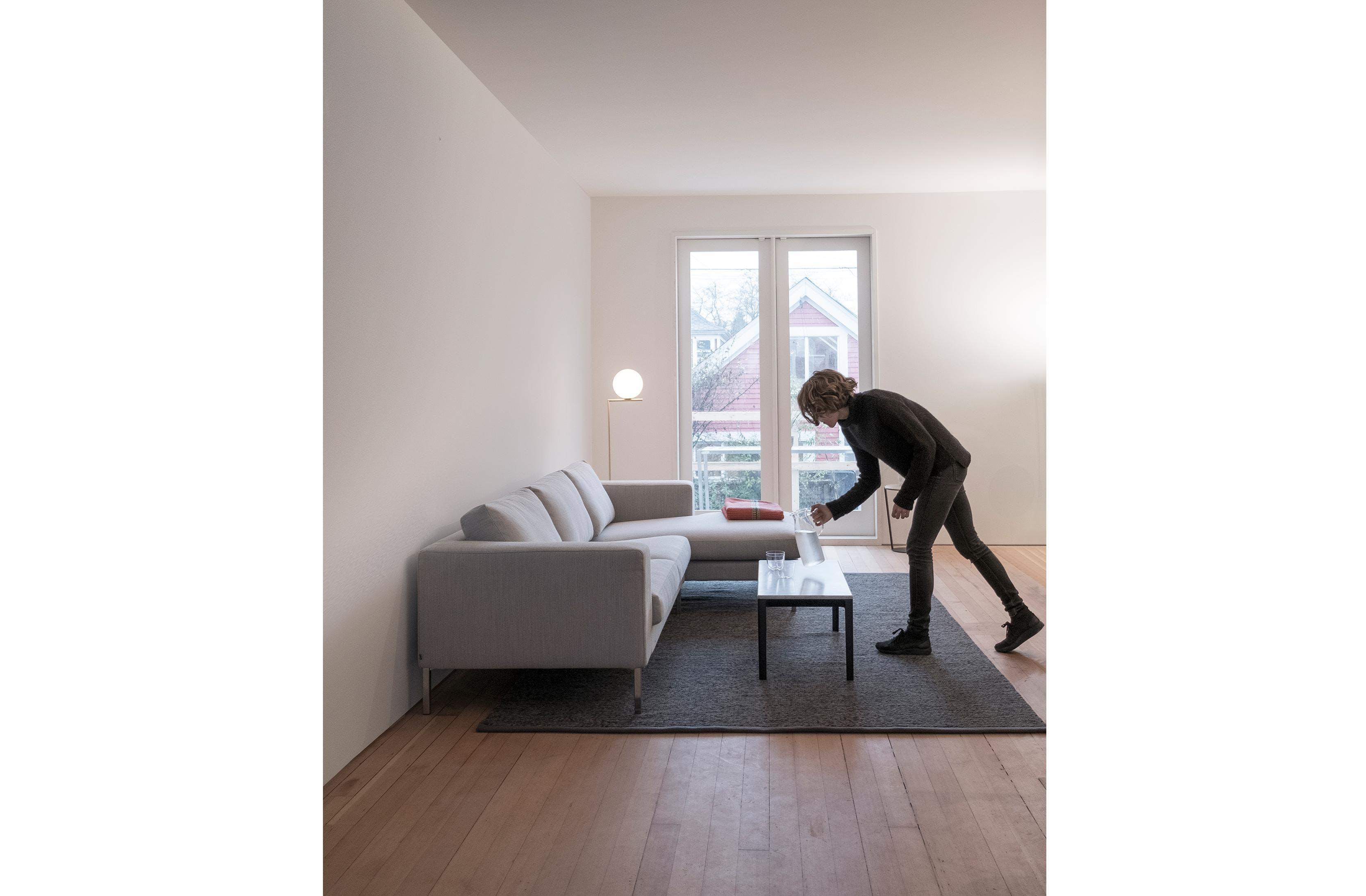 Bensen Neo Sectional Sofa Insitu