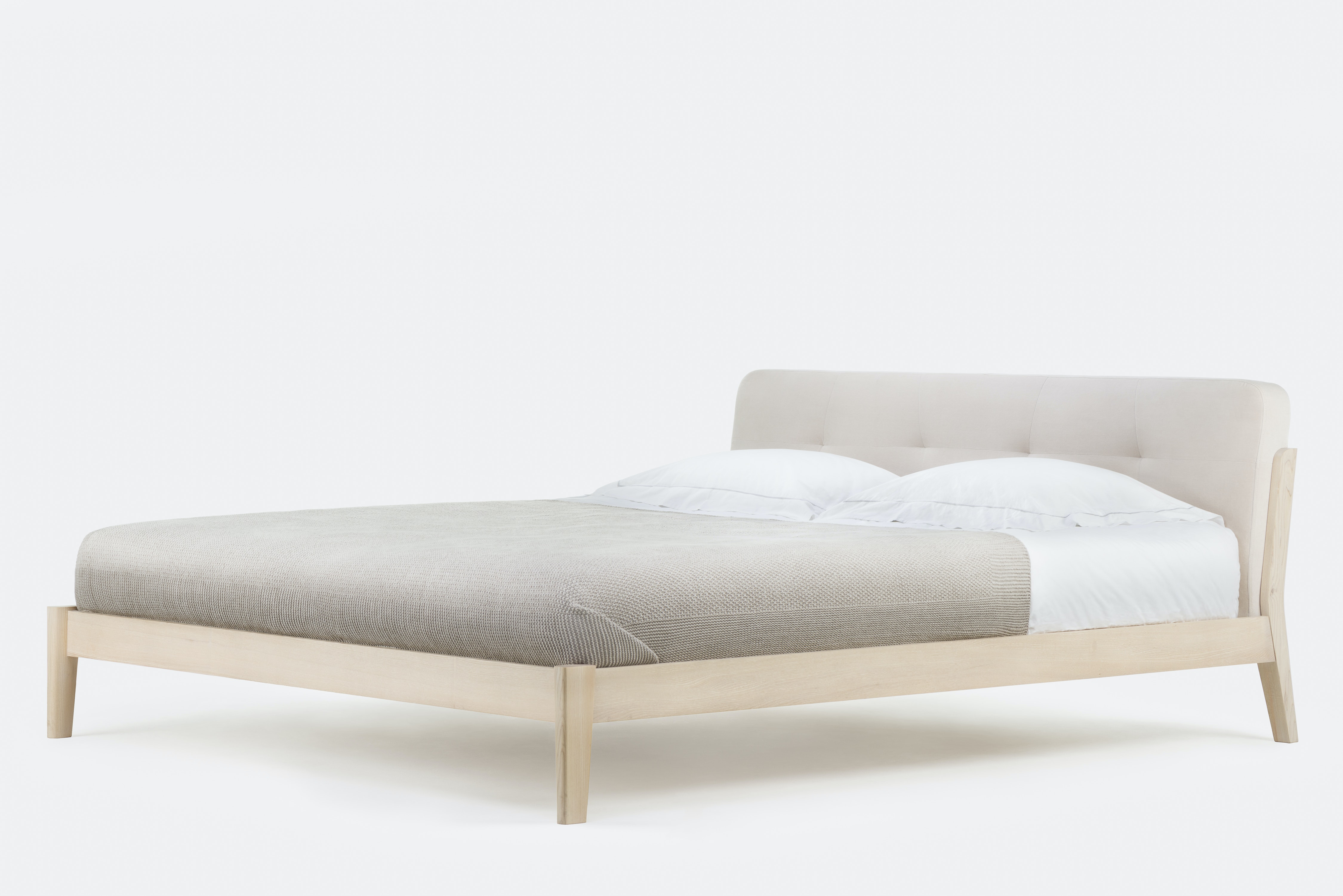 Capo Bed By Neri Hu