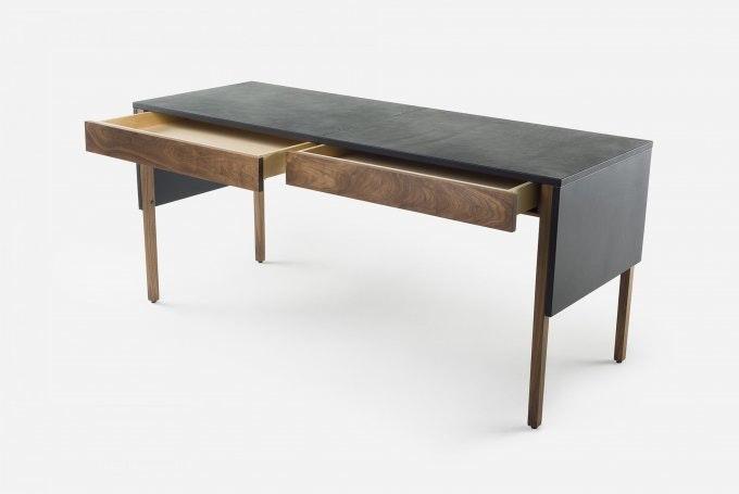Drape Desk By Neri Hu  Drawers 5