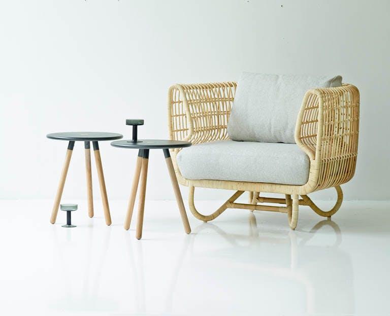 Nest Club Chair Area Tables