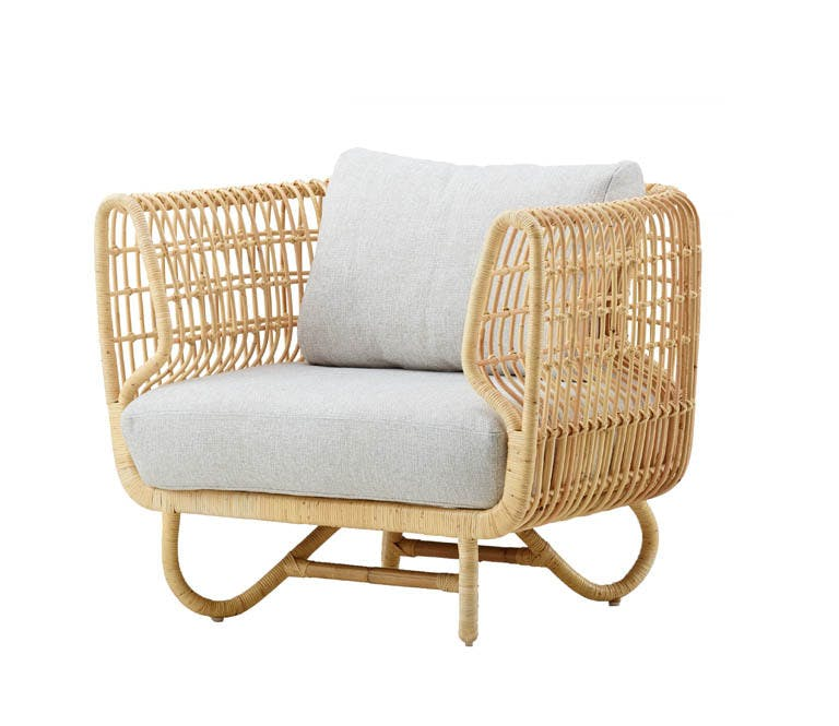 Nest Clubchair Natural 2