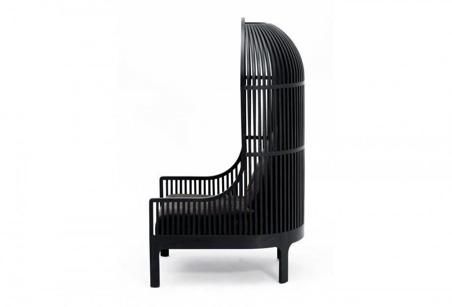 De La Espada Autoban Nest Chair Side Haute Living