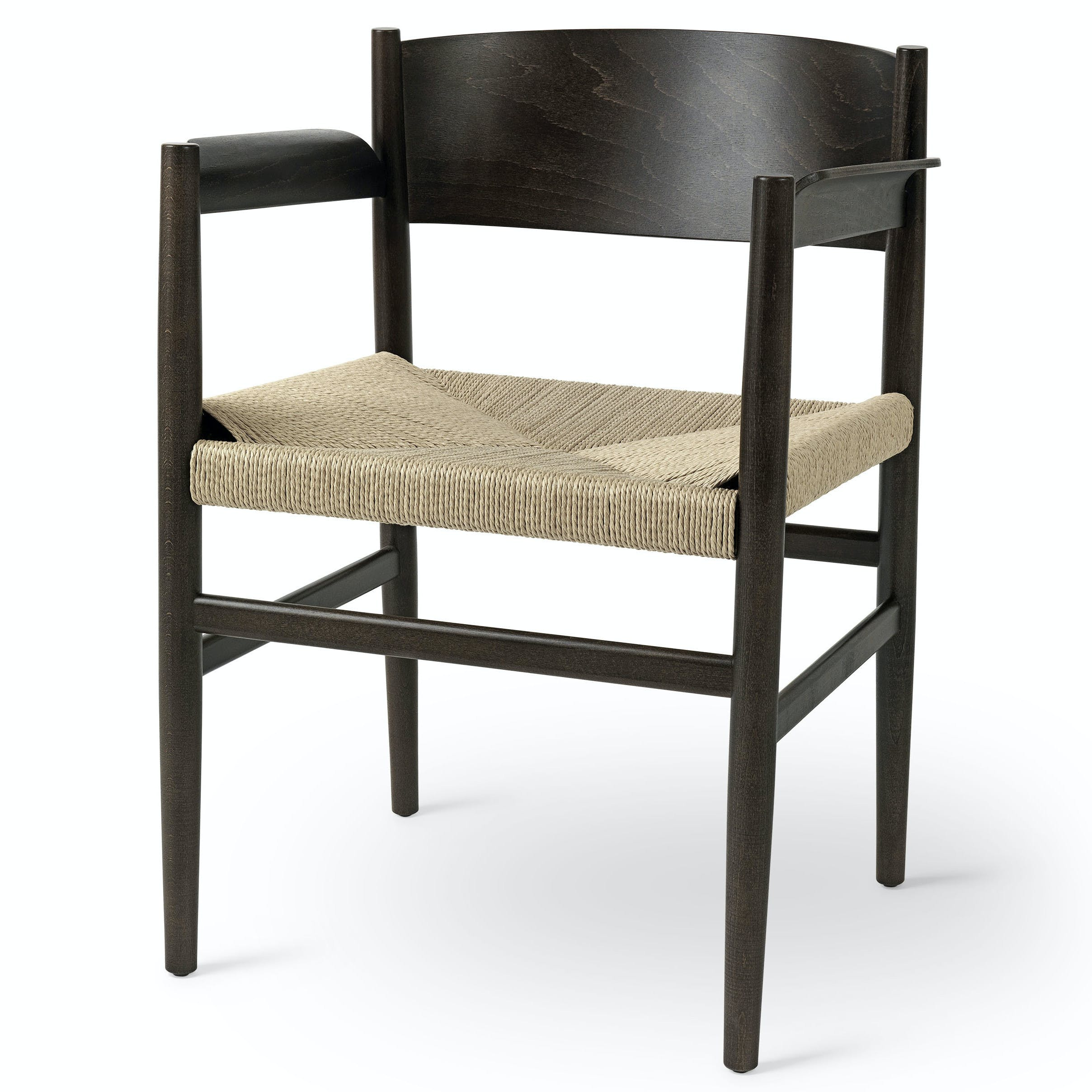 Mater Natural Papercord Nestor Chair Haute Living