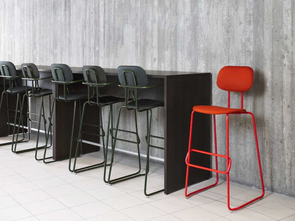 Mdd furniture new school seating barstool insitu haute living