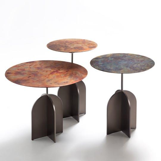 De Castelli Nicola Table Trio Haute Living Thumbnail