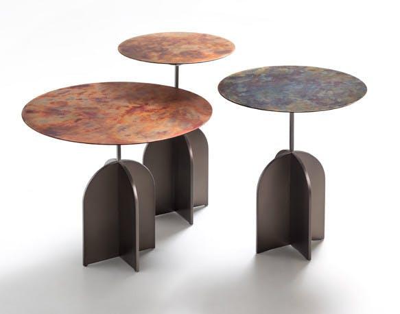 De Castelli Nicola Table Trio Haute Living