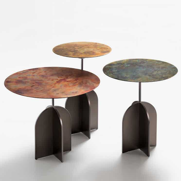De castelli nicole tables haute living