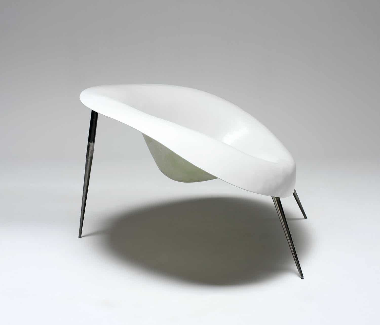Imperfetto-lab-white-nido-chair-haute-living
