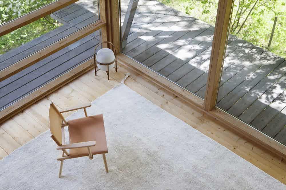 Nikari furniture december lounge chair insitu haute living