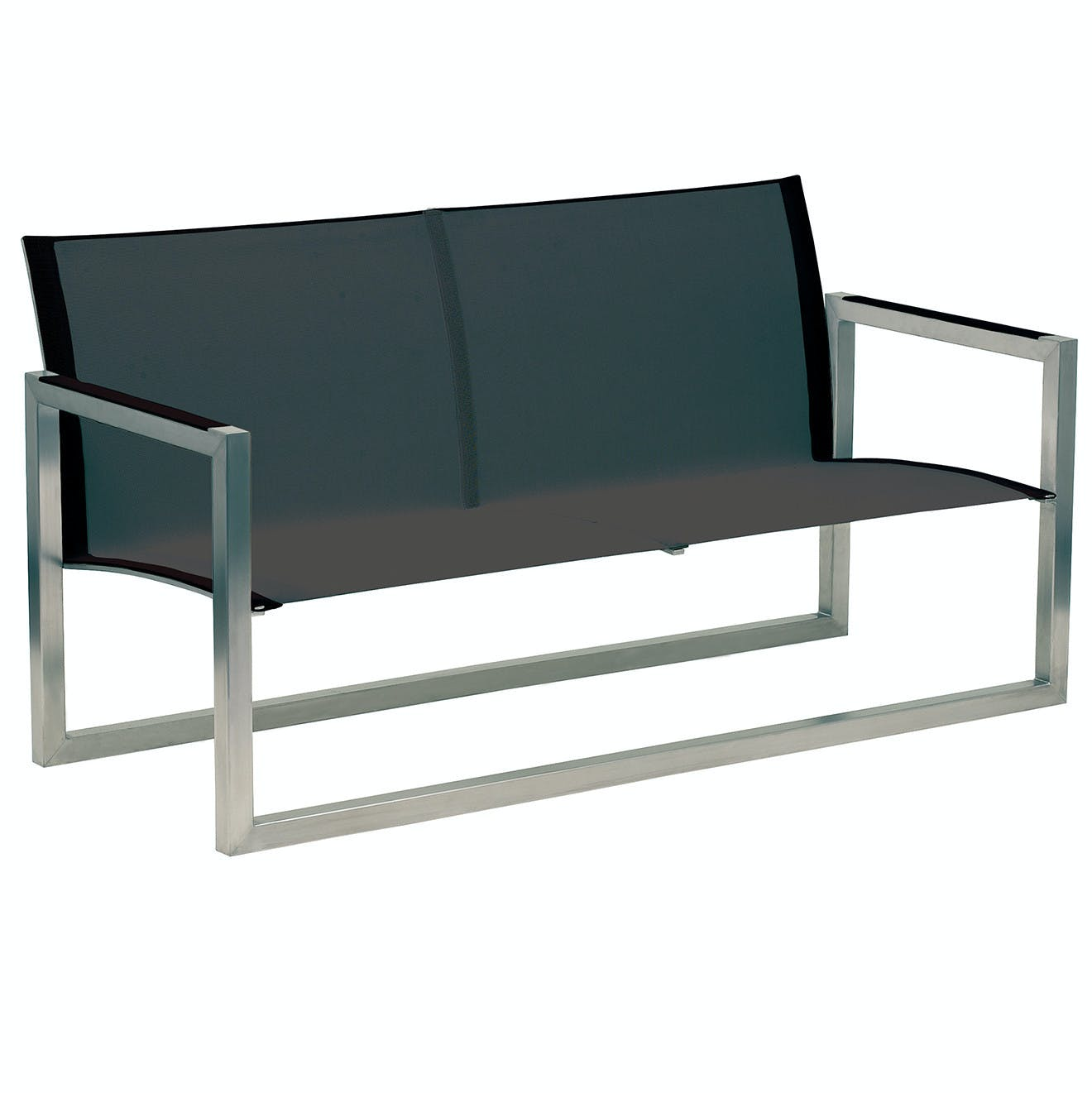 Royal Botania Ninix Low Bench Black2 Haute Living