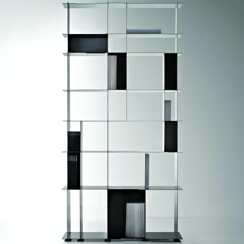 De Castelli Nippon Bookcase Front Haute Living