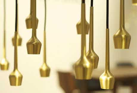 De La Espada Matthew Hilton Niteroi Light Gold Detail Haute Living