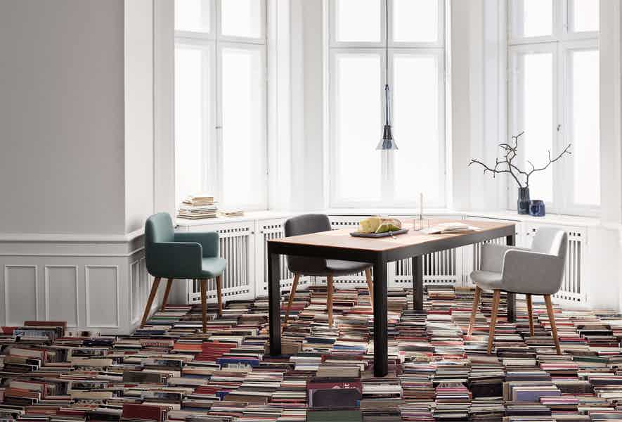 bolia node dining table side haute living