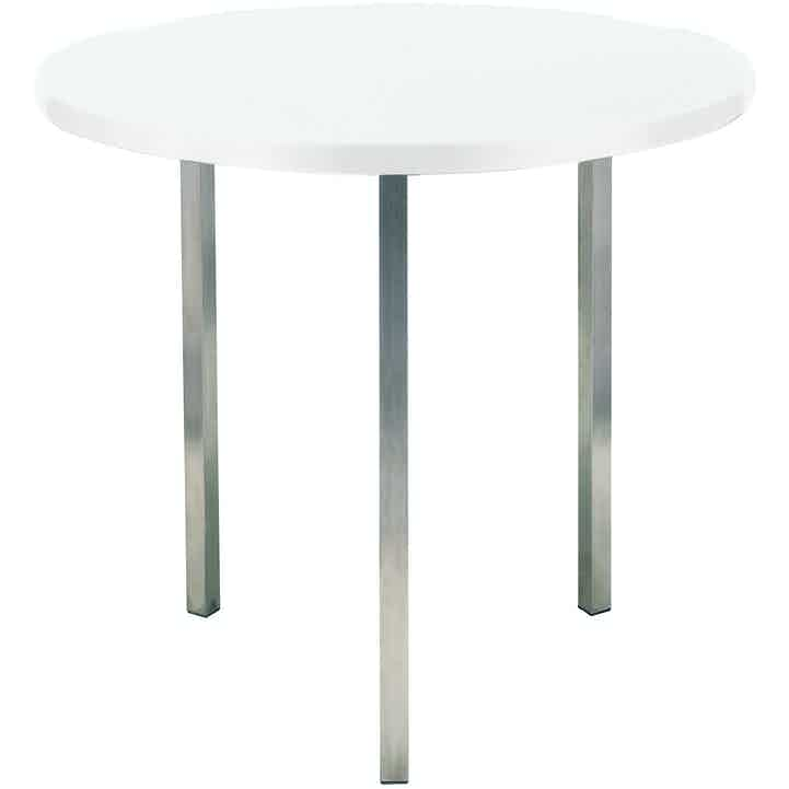 Royal Botania O Zon Bar Table White Haute Living