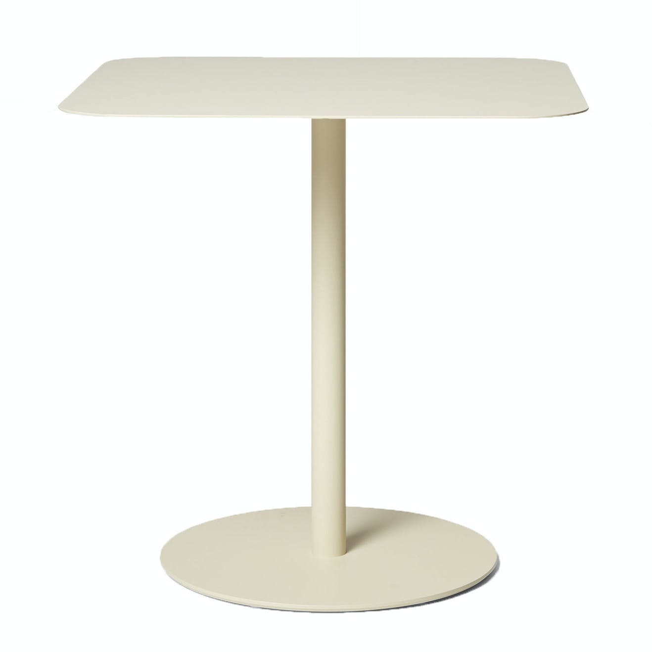 Massproductions Odette Table White Front Haute Living Copy