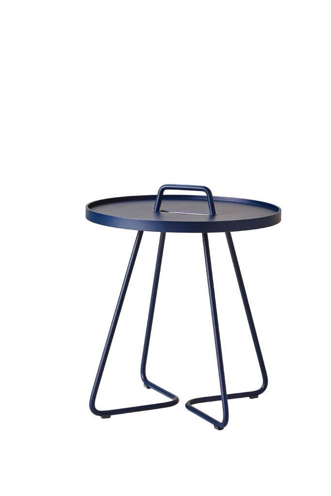 On The Move Sidetable Midnightblue