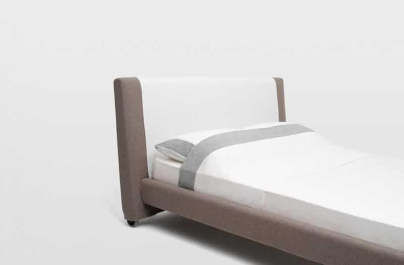 Bensen Onto Bed Detail