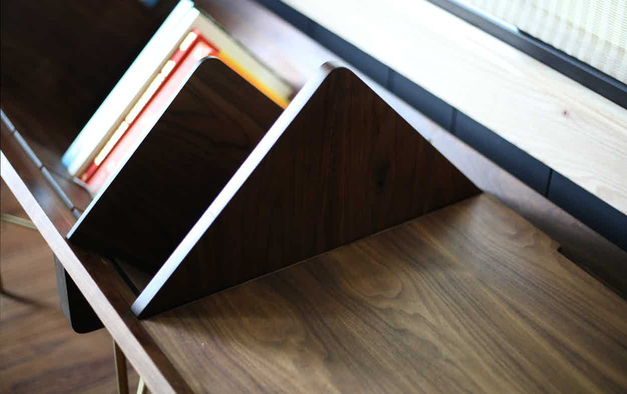 Sitskie Open 45 Credenza Bookend Haute Living